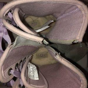 UGG Shoes - NWOT UGG Corene Metallic Boots